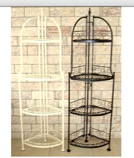 eckregal garten eisen bestseller shop f r m bel und. Black Bedroom Furniture Sets. Home Design Ideas